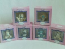 Adorable set of 6 'My Blue Nose Friends' Brand New & Boxed